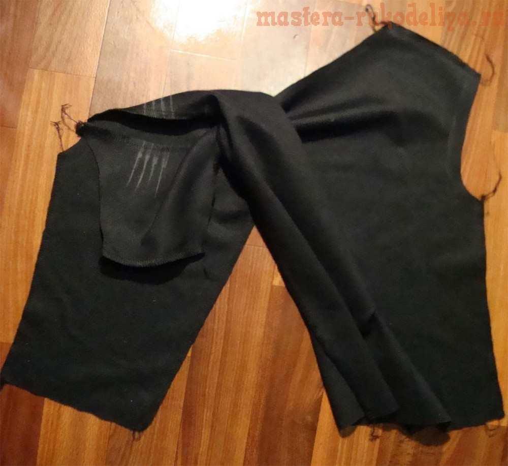 Мастер-класс по шитью: Платье с драпировкой
