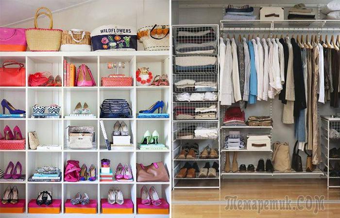 Как организовать хранение ве…