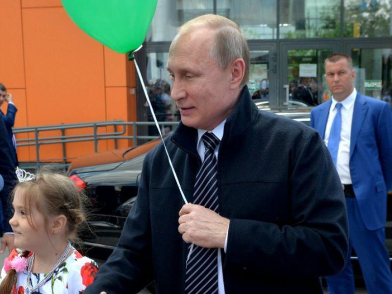 Михаил Осокин: Кремлевские с…