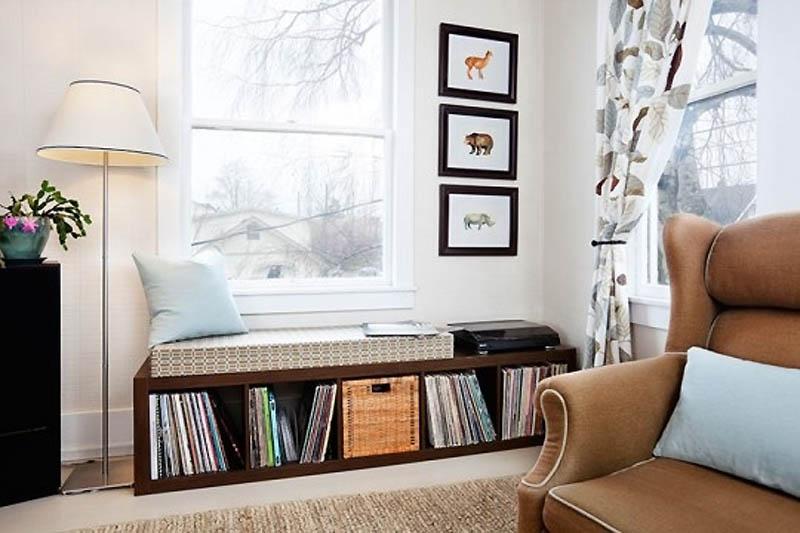 Идеи хранения вещей и организации пространства дома. 41983