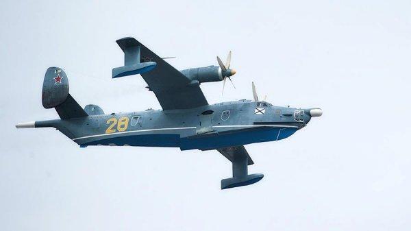 Уникальные российские самолеты-амфибии Бе-12 получат «вторую жизнь»