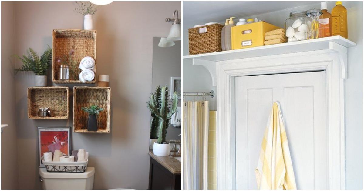 Идеи, благодаря которым ванная комната может стать маленьким оазисом отдыха