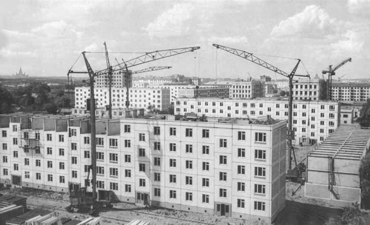 Почему в СССР не строили дом…