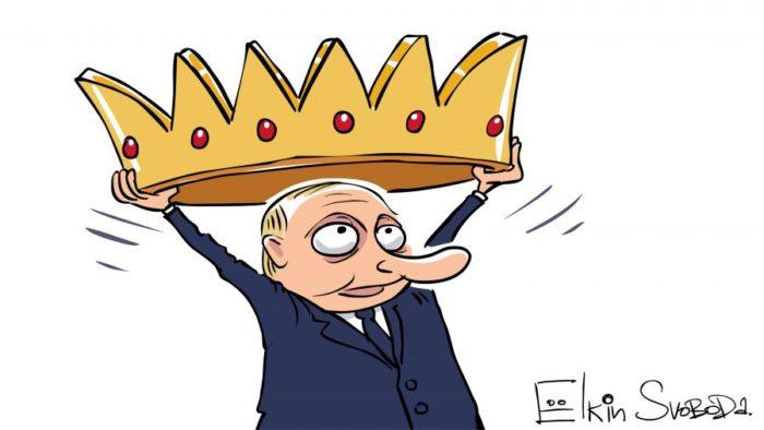 Почему вера в доброго царя всегда кончается не добром