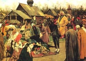 Князь Василий: данник свободной Орды