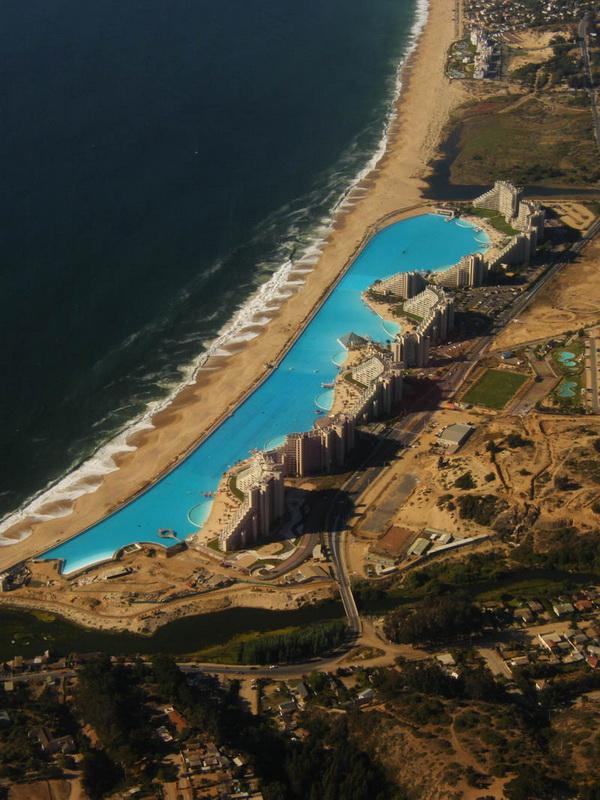 896 Самый большой бассейн в мире