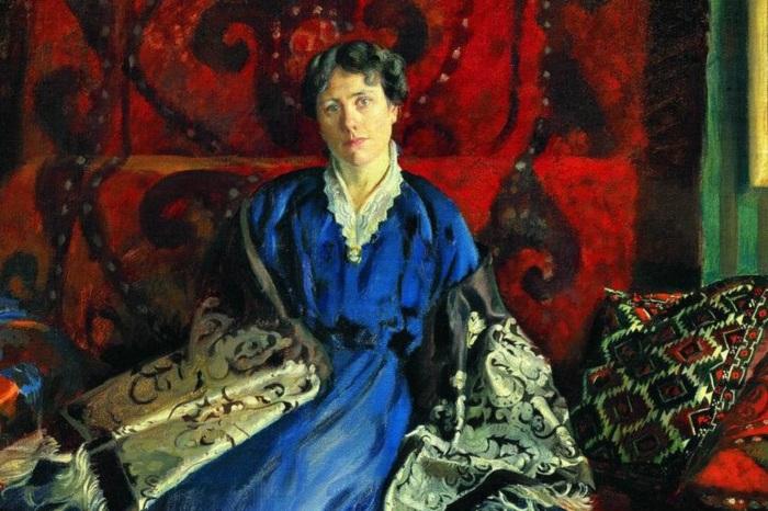 Любимая женщина Бориса Кустодиева, во имя которой он превозмог адскую боль и создал лучшие свои работы