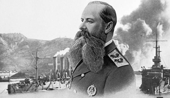 Адмирал Макаров. Гений русского флота