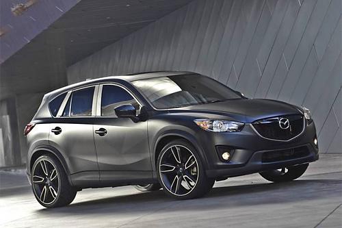 Mazda готовит конкурента Renault Duster