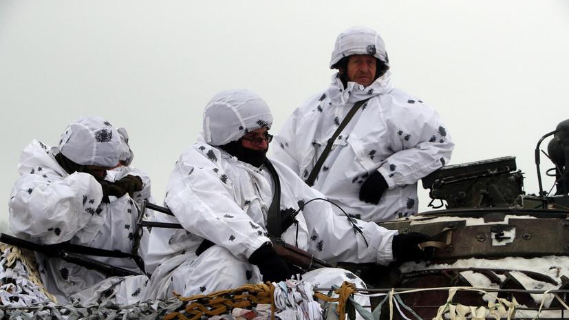 В ДНР сформированы народные дружины на случай атаки ВСУ