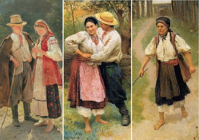 Скандальная история картины, из-за которой художник Пимоненко судился с водочным фабрикантом Шустовым