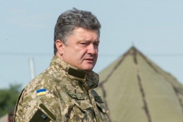 Президент Украины Порошенко пообещал провести референдумы о членстве в ЕвроСоюзе и НАТО