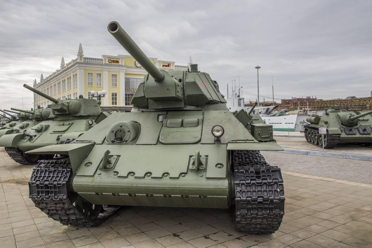 Киев добивает создателей лучшего танка Второй мировой войны