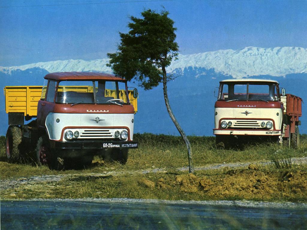 Что такое «Колхида», и почему про нее знает каждый советский водитель грузовика