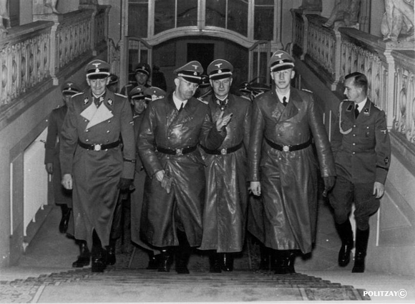 Почему Германия напала на СССР и проиграла. 5 тезисов главы секретной разведки Третьего рейха