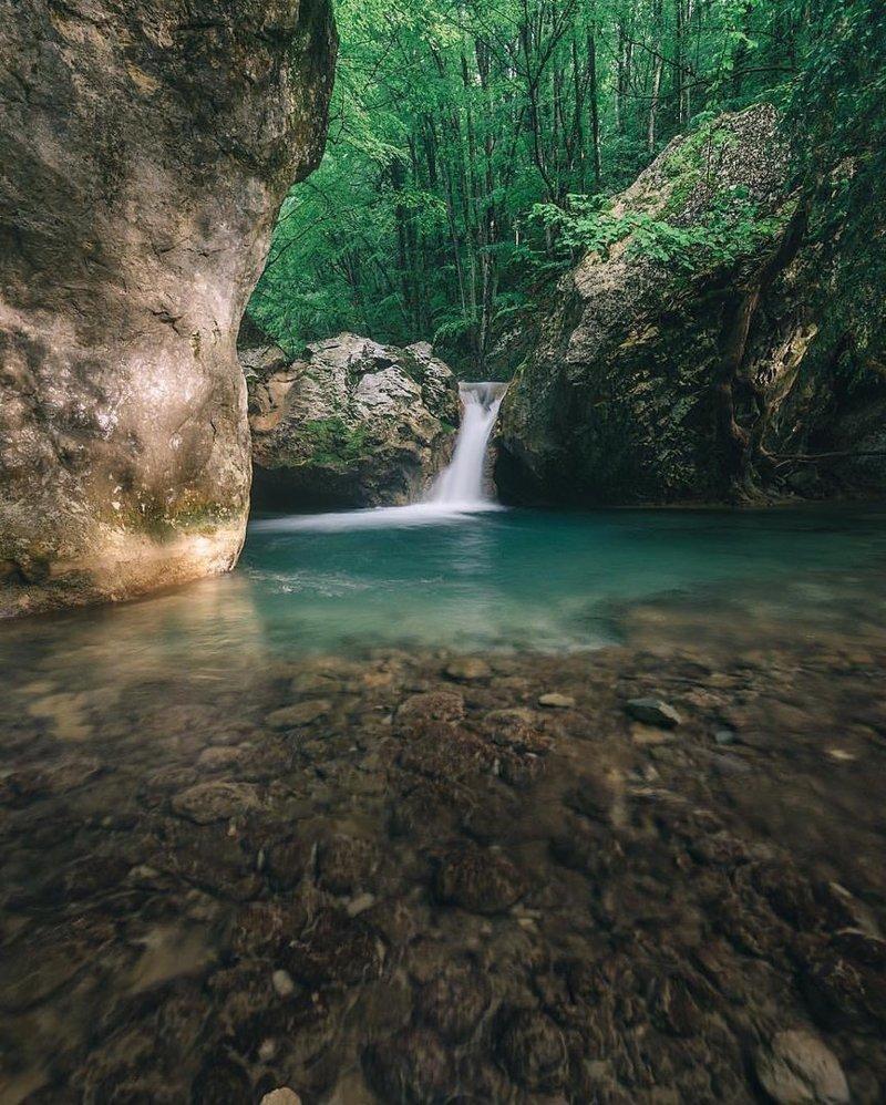 Немного фотографий из Крыма крым, природа., россия
