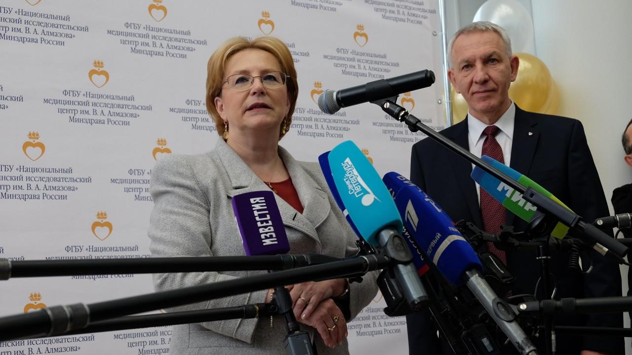Скворцова заявила, что все осколки бомбы в Керчи были инфицированы