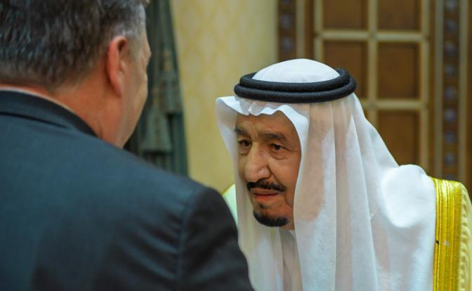 Ближневосточный Скрипаль: Лондон и Брюссель боятся связываться с арабами