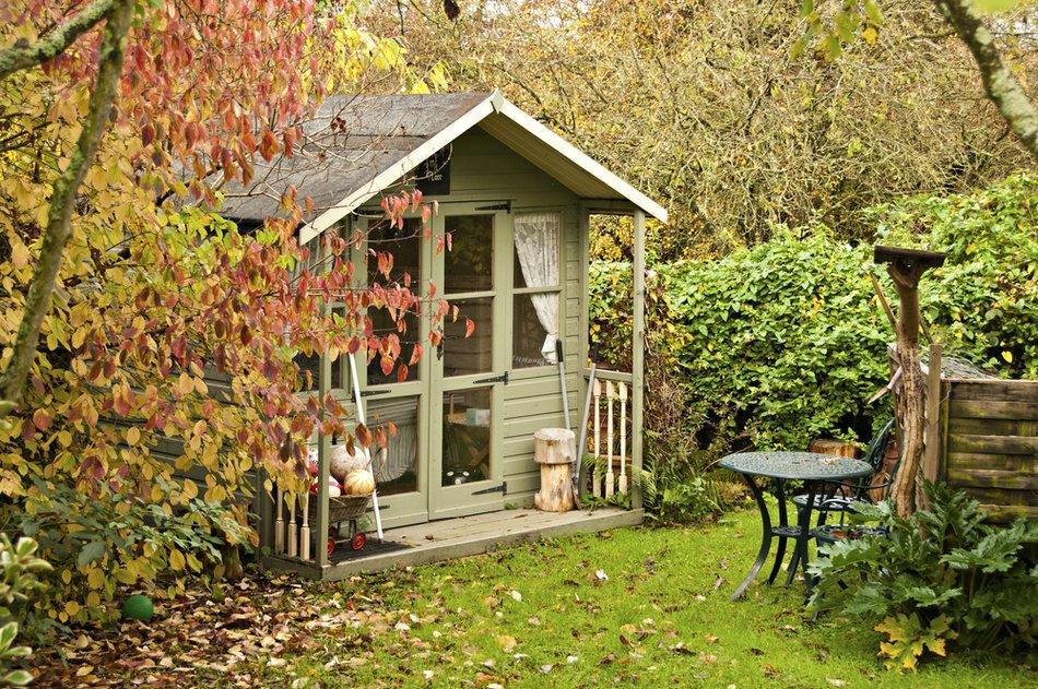 Обновить дачный домик