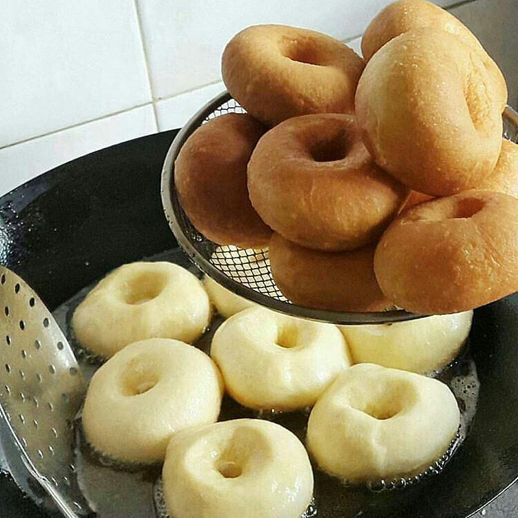 Рецепт изумительно вкусных пончиков
