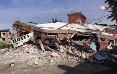 Число жертв землетрясения в Мексике достигло 248 человек