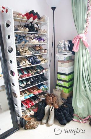 Полочка для обуви