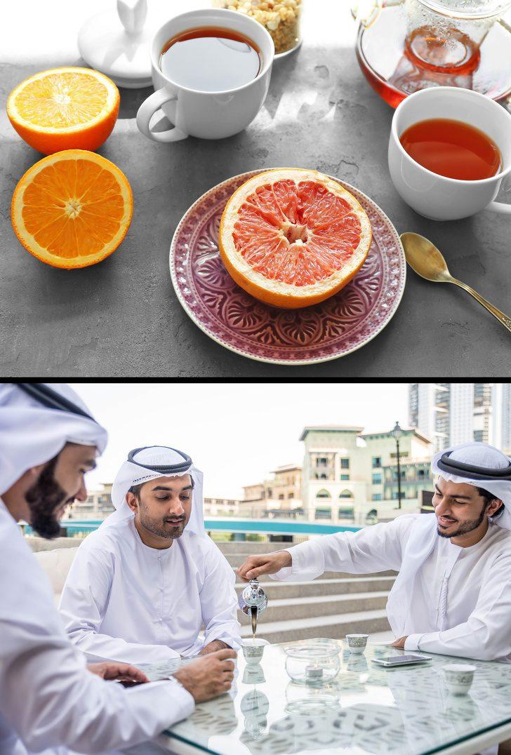 8 странных правил, которые необходимо соблюдать, обедая в чужой стране