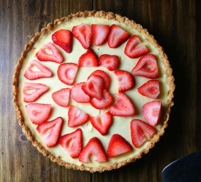 Сезон клубники: 11 потрясающих рецептов с вкуснейшей ягодой