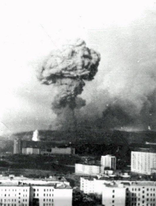 Североморск, 17 мая 1984 года