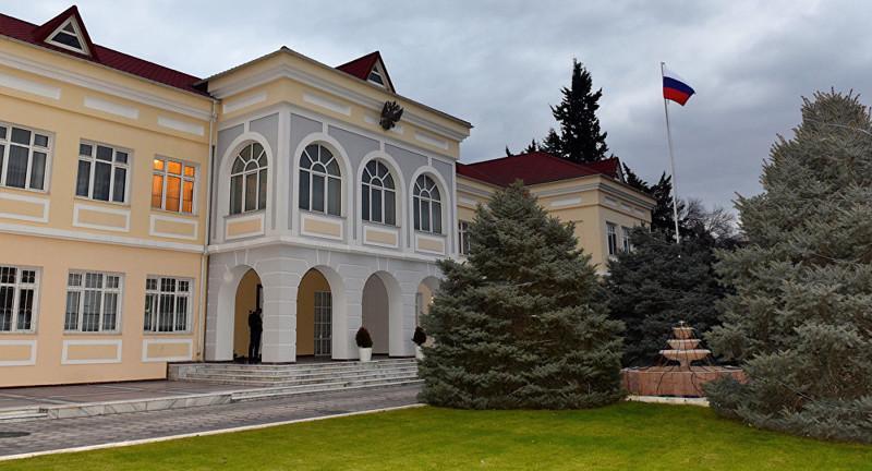 7. В Азербайджане посольство, россия, фото, чиновники