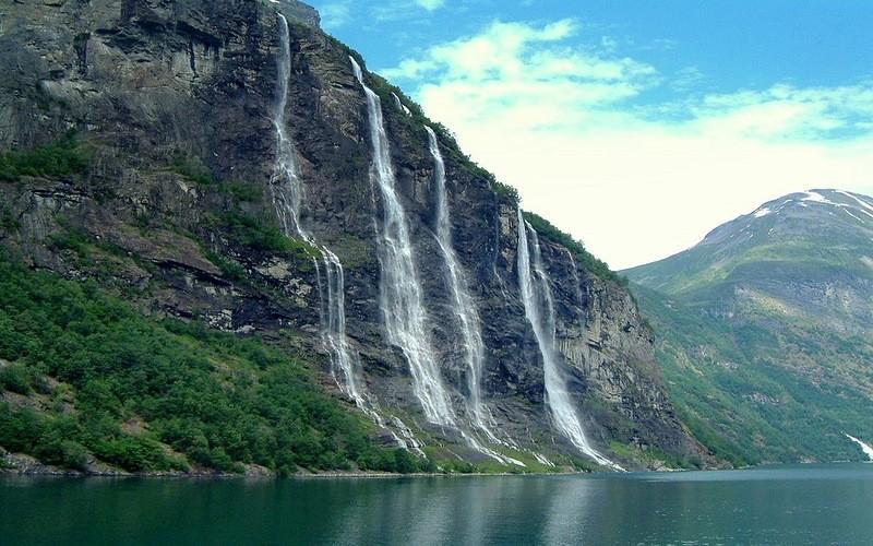 Поразительная Норвегия в фотографиях