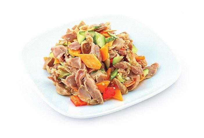Вкуснейшие рецепты блюд из куриных желудков