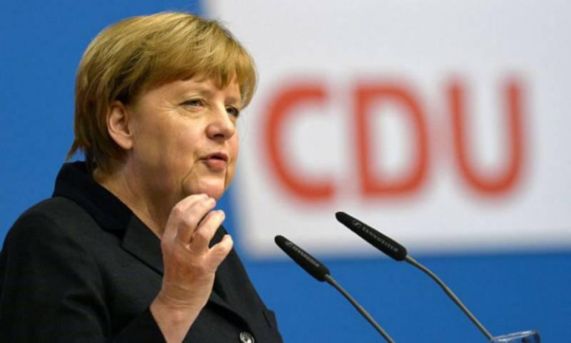 Германские власти запутались в стратегических ориентирах и в очередной раз продемонстрировали миру свою непоследовательность