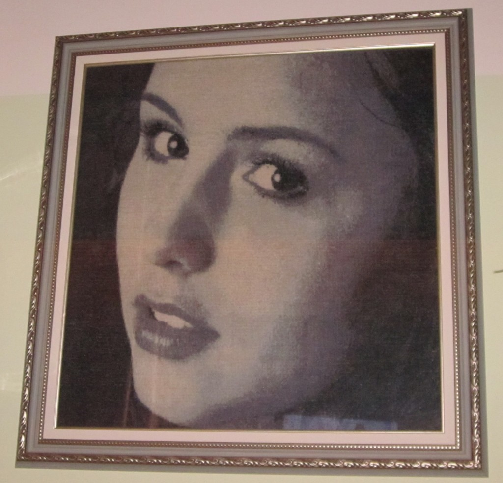 Актриса из Кудымкара