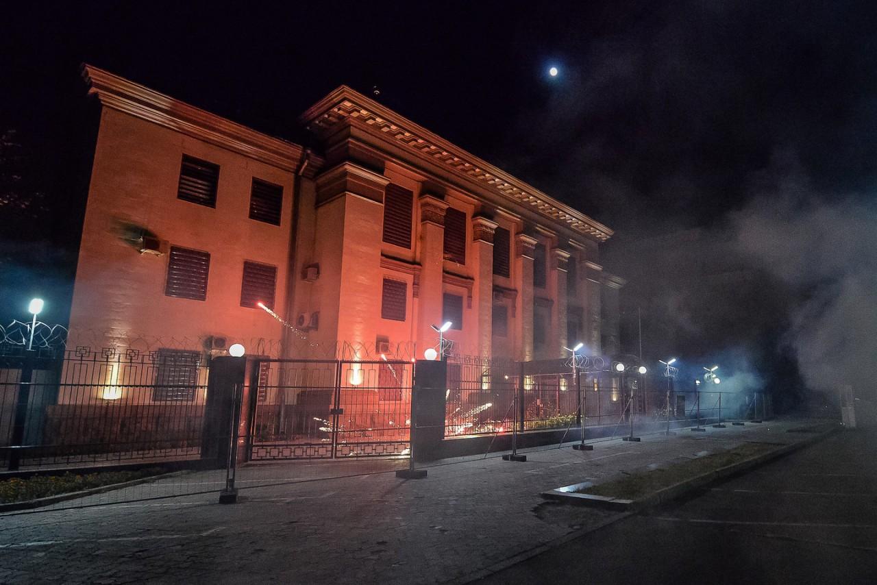 Украинские СМИ сообщили о задержании российского консула в Киеве