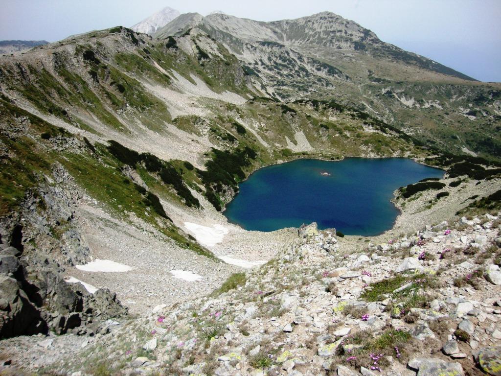 Поход по горам Болгарии. Пирин. Банско