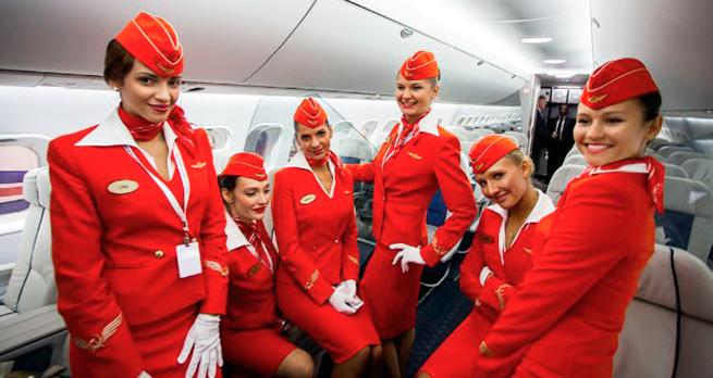 """""""Аэрофлот"""" был признан лучшей авиакомпанией по версии National Geographic Traveler Awards 2017"""
