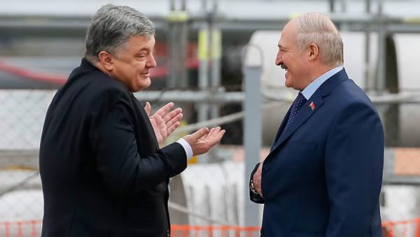 Украинские националисты: Лукашенко – наш союзник