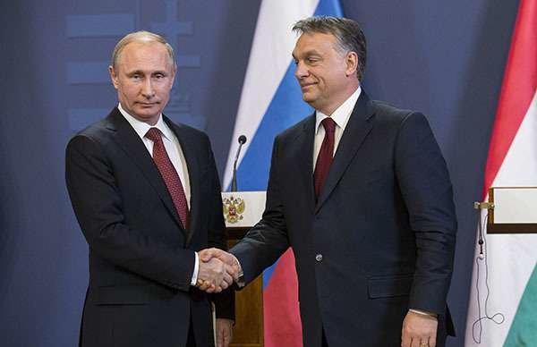 Венгрия просит Путина постро…