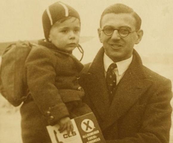 Сэр Николас Винтон спас почти 700 еврейских детей