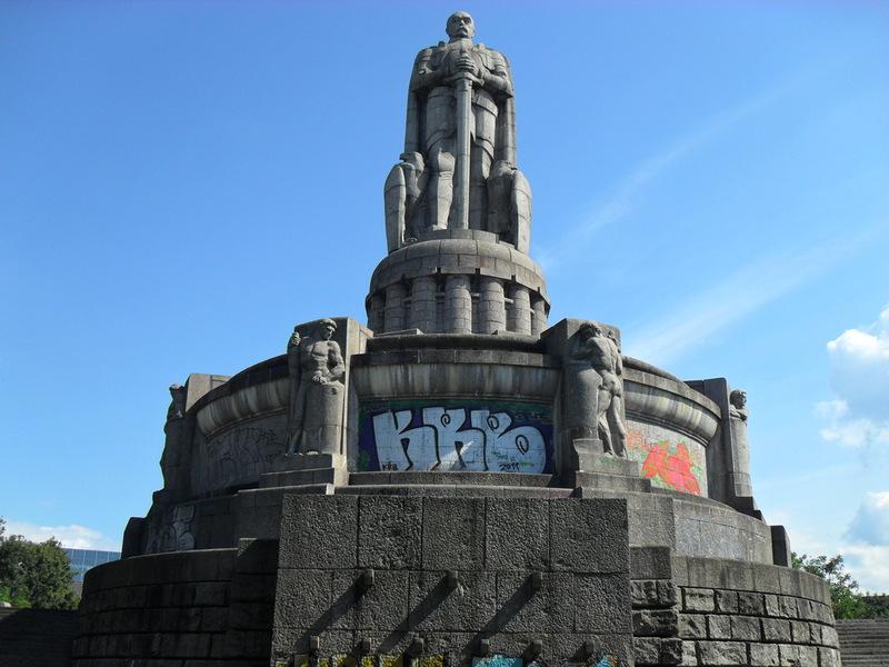 Модель Немецкой Железной Дороги.Музей истории Гамбурга.
