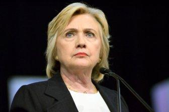 Хиллари Клинтон объявила о гражданской войне