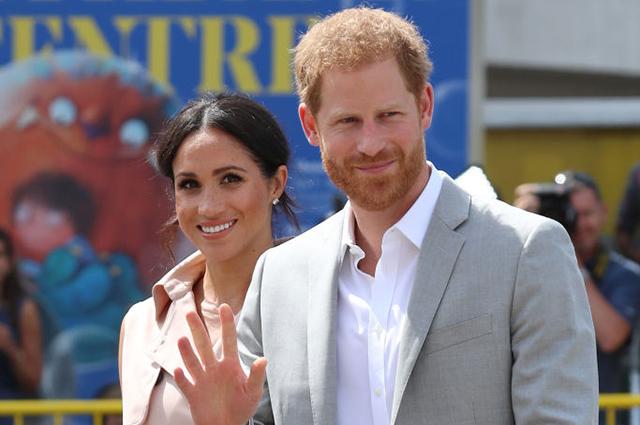 """Инсайдер рассказал о секретной поездке принца Гарри и Меган Маркл в Амстердам: """"Они выглядели очень счастливыми"""""""