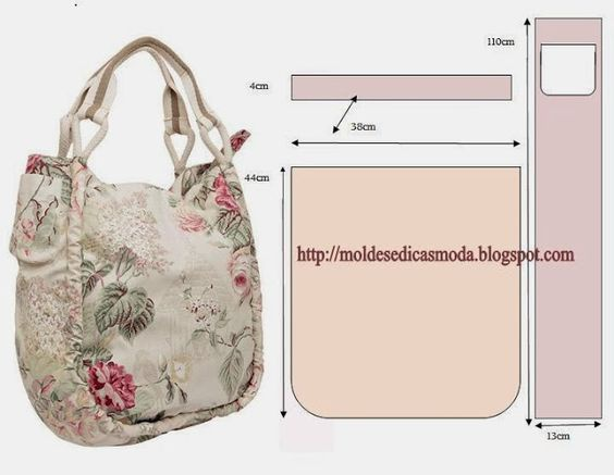 летние сумки выкройки