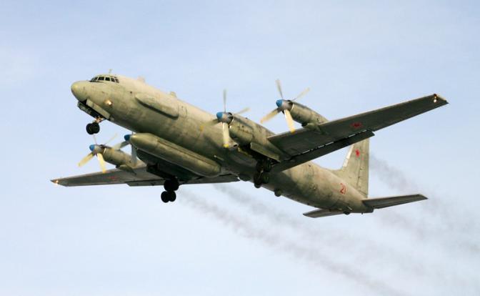 Путин, Израиль и сбитый Ил-20