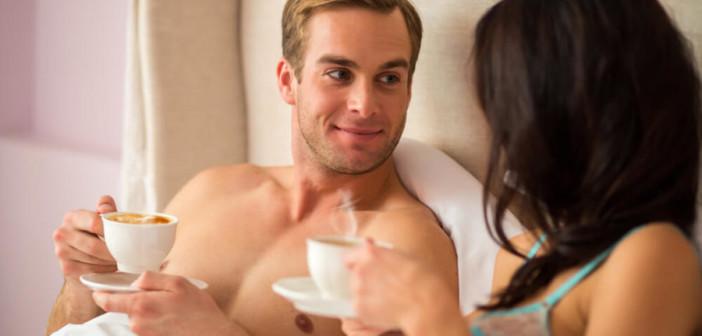 Умеренное употребление кофе способно улучшить интимную жизнь человека