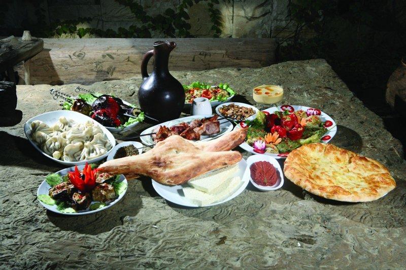 Грузия названа страной № 1 в мире для гастрономического туризма гастроном, грузия, туризм