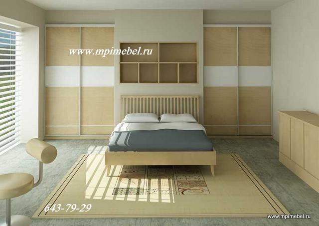 Мебель для спальни в Санкт-Петербурге. Купить и заказать спальню в СПб.