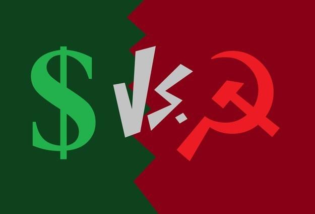 Капитализм и коммунизм: два …