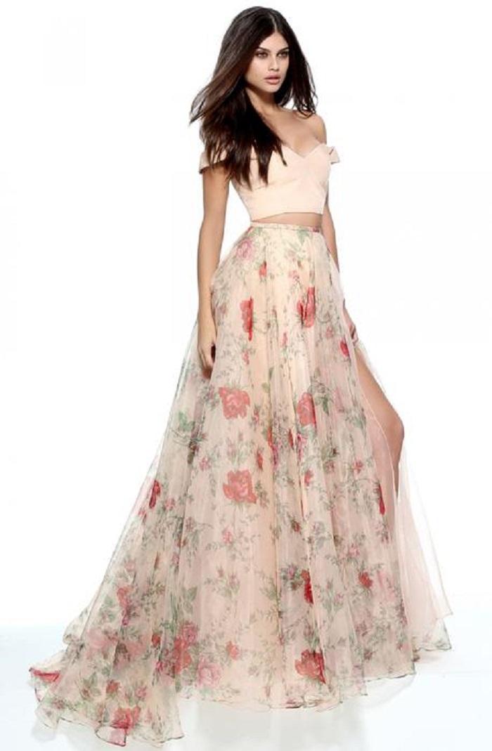 летние платья 2017 тренды